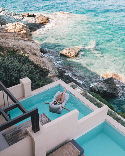 Sea Side Resort & Spa in Aghia Pelagia, Crete